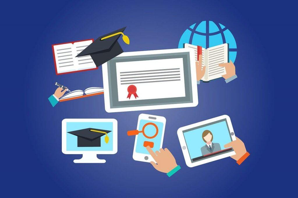 社会人向けオンライン学習サービス